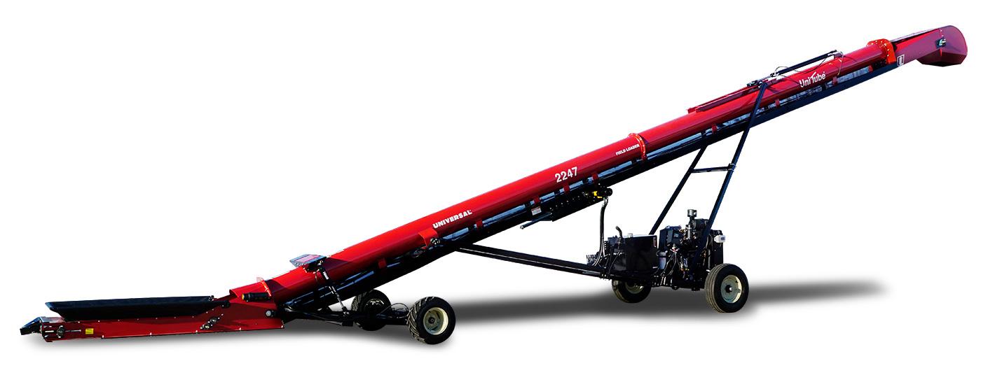 self propelled tube conveyors