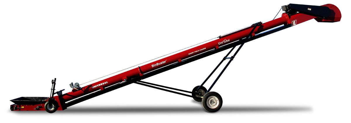 short field loader